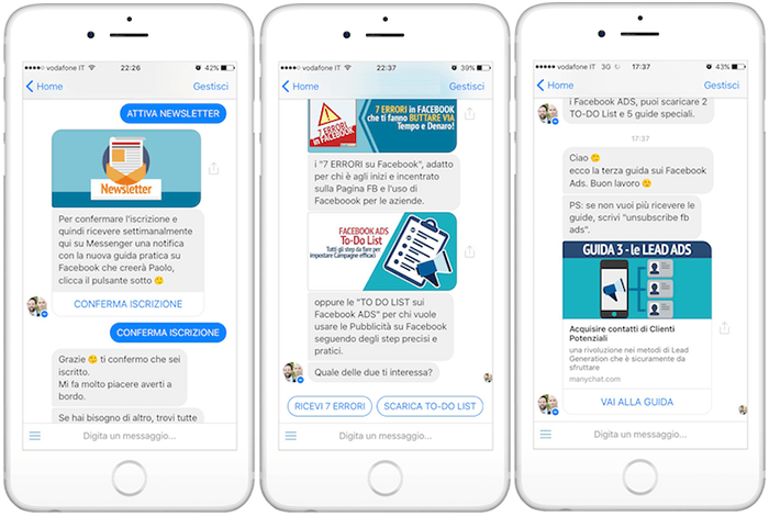 bot-messenger-lead-generation-funnel-newsletter