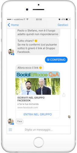 bot-messenger-redirect-canale