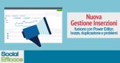 Blog 93 - nuova gestione inserzioni power editor