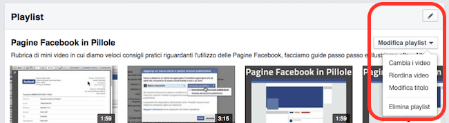 07 facebook video tab modifiche playlist