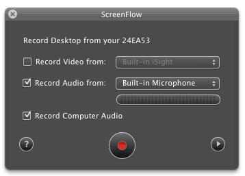 SCREENFLOW: creare e modificare video facilmente - registra