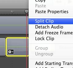 SCREENFLOW: creare e modificare video facilmente - split cancellare