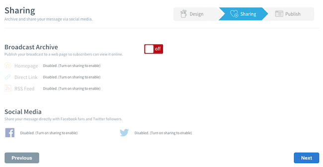 20 aweber creazione email broadcast archivio e social