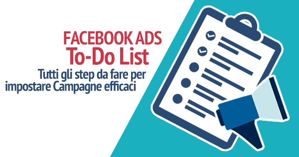 to-do list facebook ads