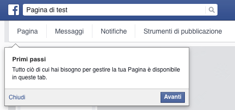 come creare pagina facebook - guida step-by-step
