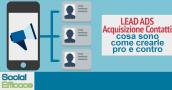 Blog 47 - Lead Ads acquisizione contatti