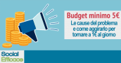 Blog 54 - budget mnimo 5 euro