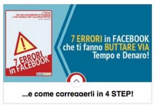 canvas esempio inserzione pubblicità Facebook ads