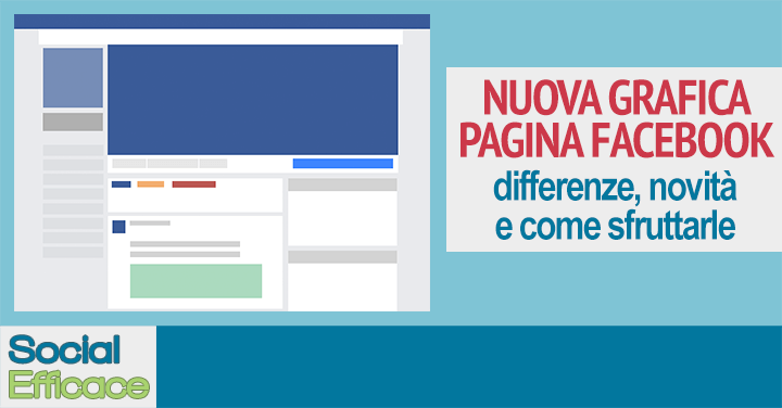 Blog 70 - nuova grafica pagina facebook