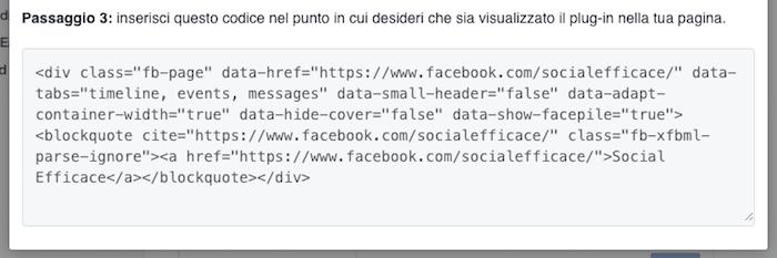 plugin-pagina-facebook-codice-da-installare