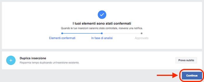 modifica anteprima link share - continua