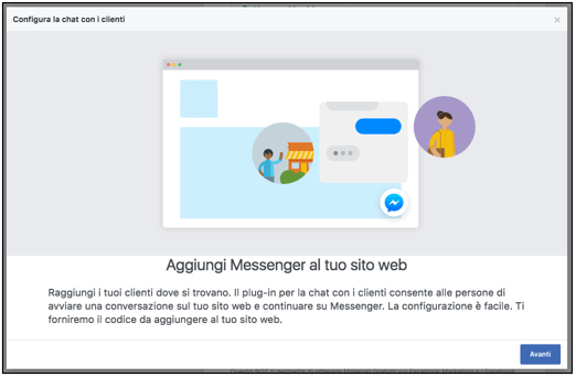 plugin chat sito messenger 02