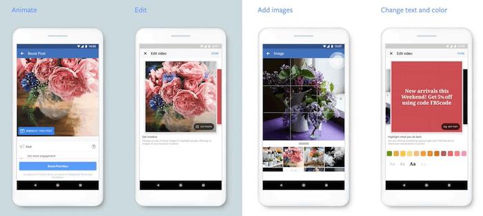 strumento creazione video mobile